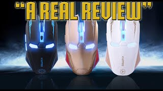 NAFFEE G5S IRON MAN Gaming Mouse