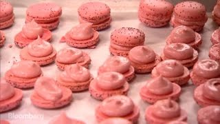 Looka Patisserie Macarons at Wal-Mart: Small Maker's Story