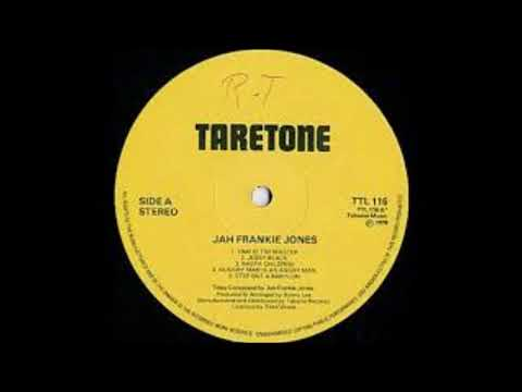 Frankie Jones - Stepout a babylon