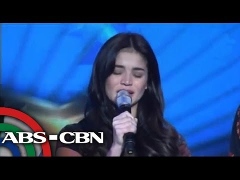 Anne Curtis cries over Vhong Navarro