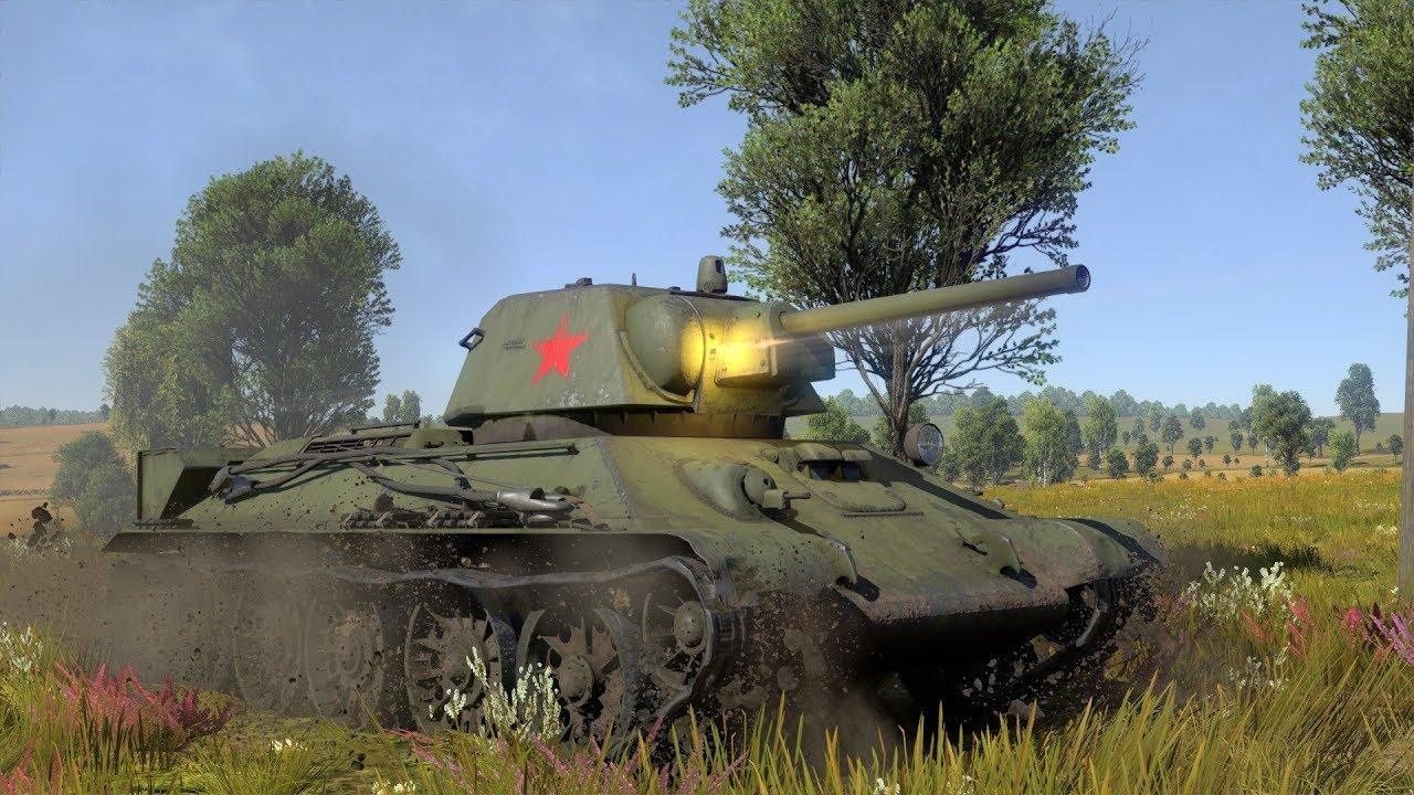 вар тандер т34 1942