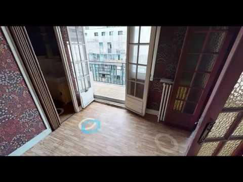 2 Pièces de 21,40 m²   PARIS 15e   160 000 €