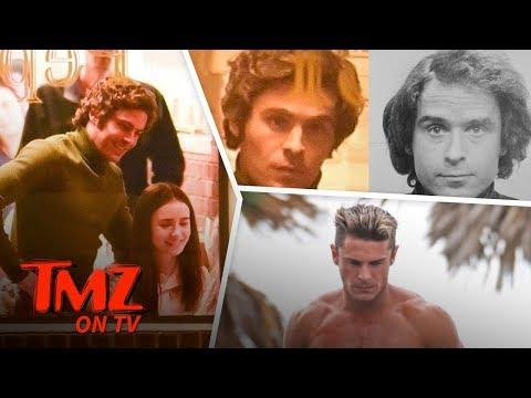 Zac Efron Slays as Ted Bundy! | TMZ TV