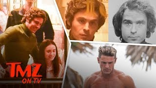 Zac Efron Slays as Ted Bundy! | TMZ TV