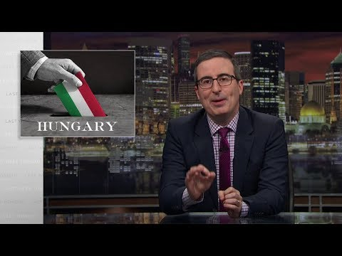 John Oliver - Hungarian parliamentary election 2018