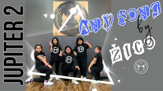 Any Song - Zico | Kpop Beginner Dance Cover Choreography