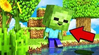 ОДИН ДЕНЬ ИЗ ЖИЗНИ ЗОМБИ В МАЙНКРАФТ! НУБ ПРОТИВ ЗОМБИ АПОКАЛИПСИС Minecraft троллинг Мультик