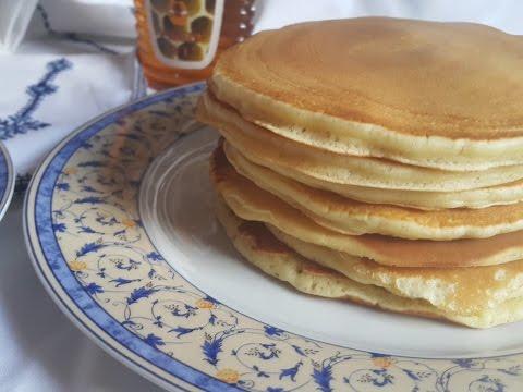 بانكيك-سهل-و-سريع-التحضير-pancakes-de-cyril-lignac