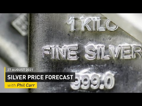 COMMODITY REPORT: Silver Price Forecast: 27 August 2021