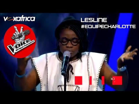 "Lesline chante ""Osi tapa lambo lam"" Auditions à l'aveugle 