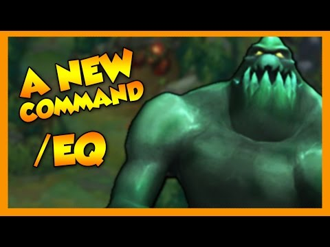 A New Command - League Of Legends