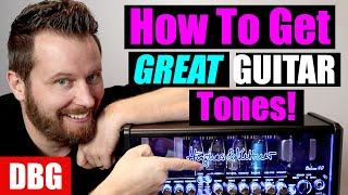 Want Amazing Tone? - Here's What You Need to Know!