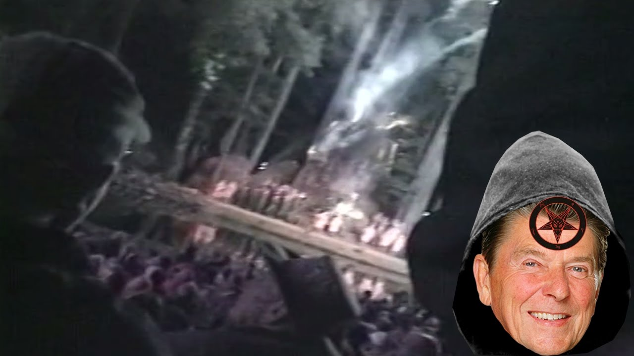 Inside Bohemian Grove - Documentary by Alex Jones