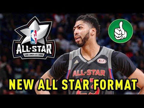 NEW NBA ALL STAR GAME DRAFT!! NO MORE CONFERENCE TEAMS!! | Will It Revive The All Star Game?