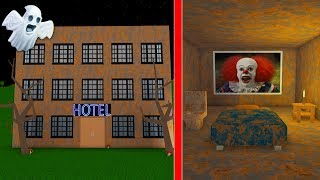 We Stayed At The Worst Rated Hotel In Bloxburg... (Roblox)