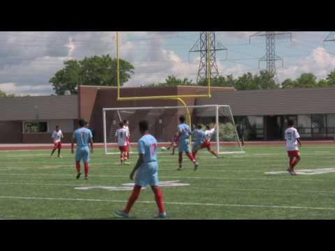 U20 vs Canadian Soccer Club June 25