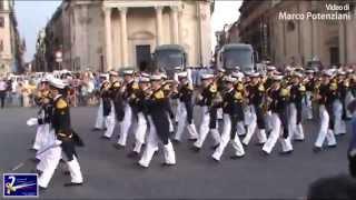 Скачать Giornata Della Marina Militare Banda Musicale E Silent Drill Team San Marco