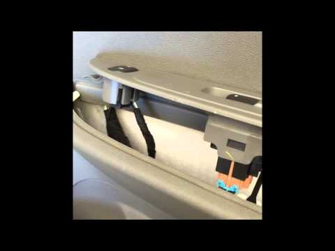 chevy malibu door lock actuator replacement youtube Turn Signal Light Wiring Diagram