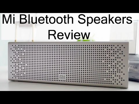 xiaomi-mi-bluetooth-speakers-unboxing-&-review-with-audio-test