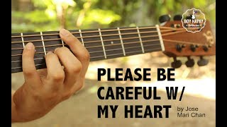 Jose Mari Chan - Please Be Careful With My Heart instrumental acoustic