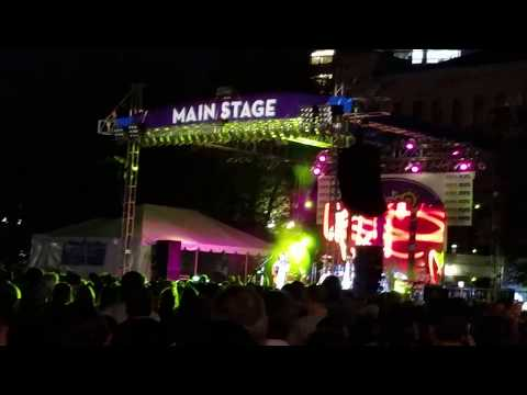 Rick Springfield free concert at A Taste of Colorado 2017