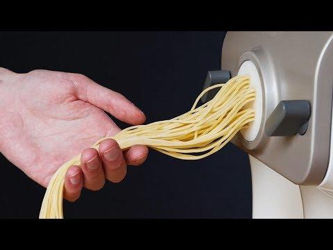 J'ESSAYE UNE MACHINE À PÂTES