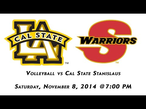 Cal State L.A. Volleyball vs Cal State Stanislaus