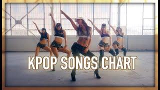 K-POP SONGS CHART   MAY 2018 (WEEK 1)