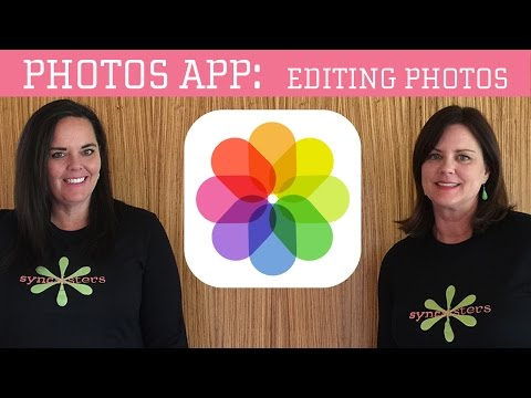 How to put multiple pictures on iphone