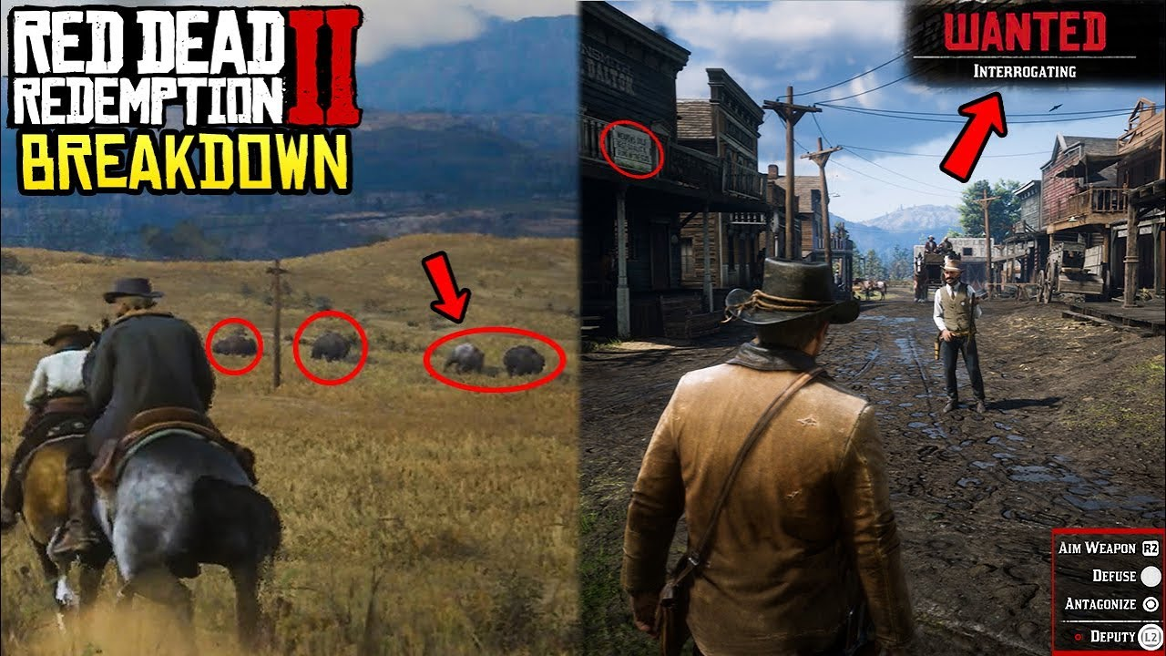 red dead redemption 2 gameplay hours