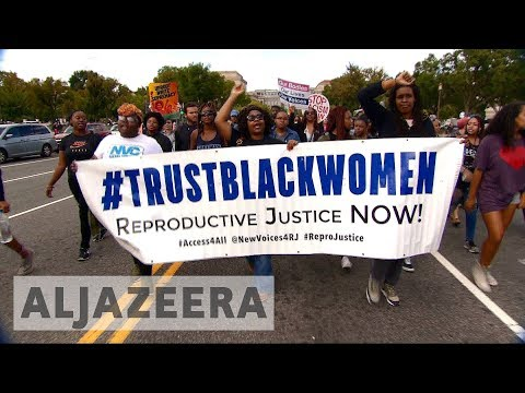 US: Thousands rally for racial justice