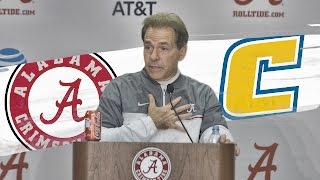 Hear what Saban said after Alabama