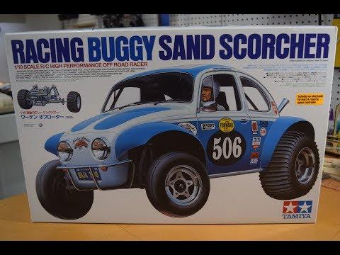 1/10 Tamiya Sand Scorcher Baja Bug Ultimate Build Part 1