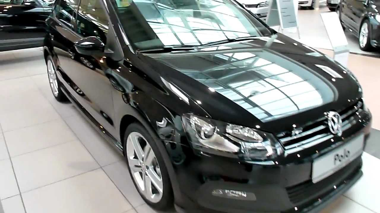 vw polo 1 4 tsi r line 85 hp 177 km h 109 mph 2012 see also playlist youtube. Black Bedroom Furniture Sets. Home Design Ideas