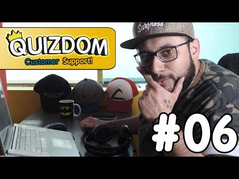 Quizdom - Customer Support #06