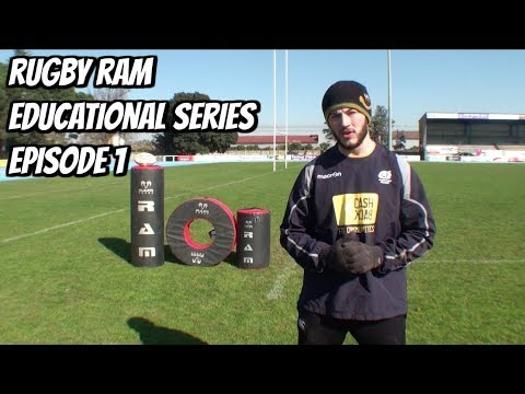 Ram Rugby Educational Series | Episode 1 | Tackling