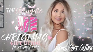 The Ultimate Christmas Gift Guide For All The Family 2018! | Gems Gift Guide   Giveaway!