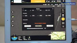 DJI Inspire 1, How To Calibrate IMU & Compass