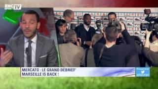 60 minutes sport – Bouhafsi sur le mercato de l'OM : ''Il faut féliciter Eyraud''