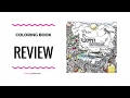 Mein Sommerspaziergang  Coloring Book Review -  Rita Berman
