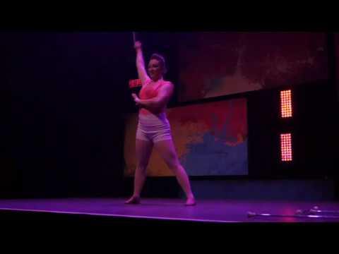 Baton Twirling Teaser 2020 - Amélie Bolduc