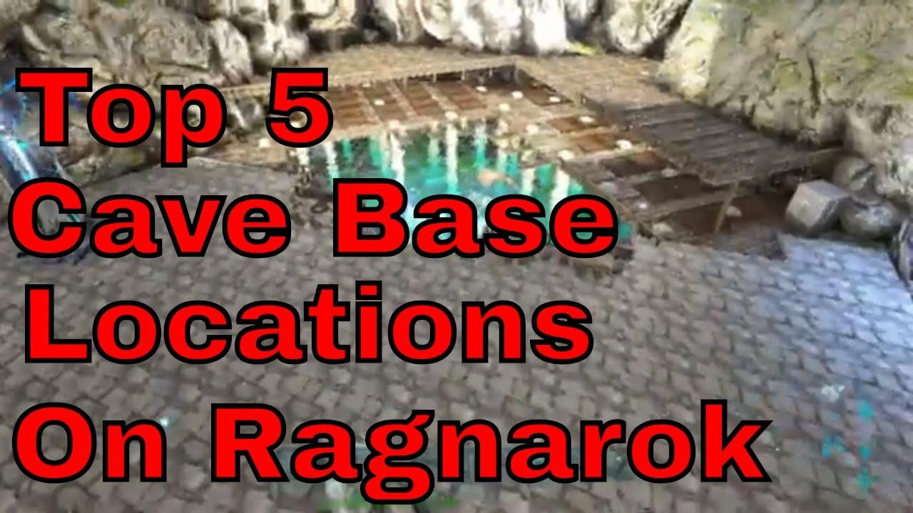 Top 5 PVP Cave Base Locations on Ragnarok - Video - ViLOOK