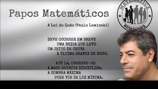 Papos Matemáticos com Carlos Mathias - Dia da Matemática - Matemática Humanista