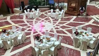 Свадьба во дворце Царицыно. Зал Атриум