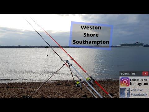 Fishing Weston Shore