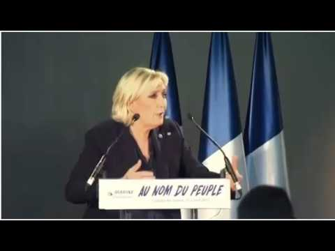 Marine Le Pen temporarily steps down as Front National leader to concentrate on presidential bid