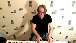 РОК-Н-РОЛЛ / БУГИ-ВУГИ - как играть [см. субтитры, импровизация шаг за шагом]