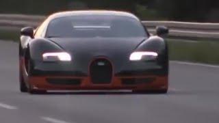 James May's Bugatti celebration - Top Gear - BBC