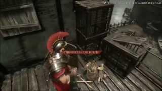 [PC] RYSE: Son of Rome GAMEPLAY Walkthrough # 10 Chapter 6 - Pax Romana 2/2 - GTX 880m