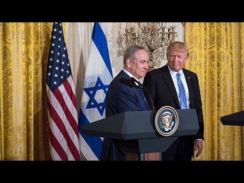 Trump and Netanyahu Acknowledge the Death of the Two-State Solution